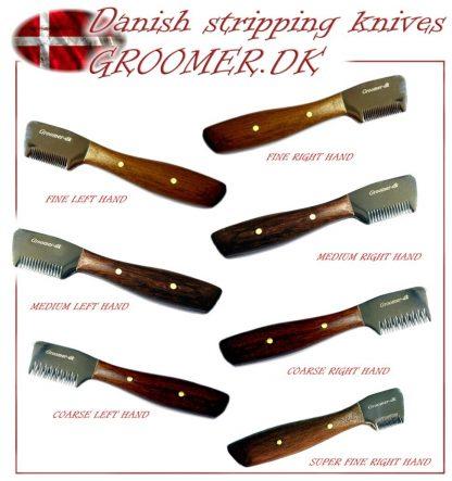 Trim-Werkzeug - Classic Danish Knife