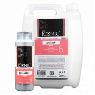 Collagen Plus Care No6 - True Iconic - Grooming Hundeshampoo
