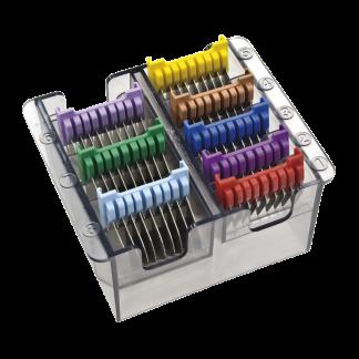 Trim-Werkzeug - Edelstahl-Aufschiebekamm-Set