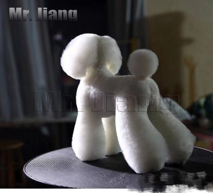 Mr Jiang Fell Teddy weiss