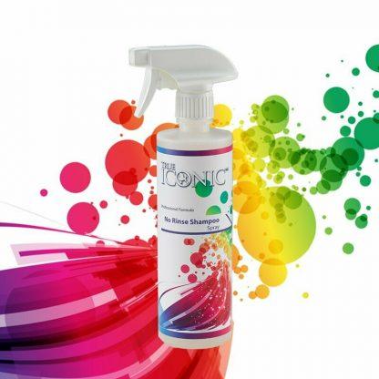 True Iconi - No Rinse Shampoo Spray - Hundeshampoo